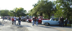 Cookees Gerneral Pleasonton Days Car Show Lots of classic vehicles