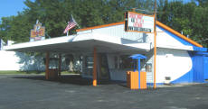 Cookees Drive-in New Look After We Remodeled.