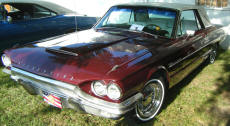 Cookees Drive-In 1964 Ford Thunderbird