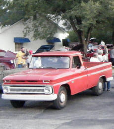 Cookees Drive-In 1966 Chevy Pickup