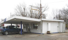 Cookees Drive-In When We First Purchased It Flat Roof 2008