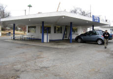 Pictures of Cookees Drive-In When We Bought It 2008
