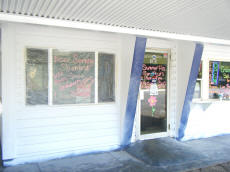 Painting Cookees Drive-In Front Door 2008