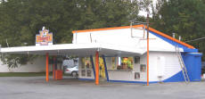 Cookees Drive-In New Paint Design 2008