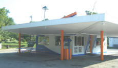 Cookees Drive-In New Paint Design 2008 Angle 4